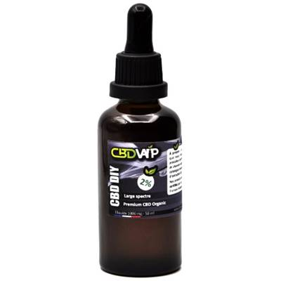 E-Liquide CBD Grand format - 1000Mg 50Ml - 2%